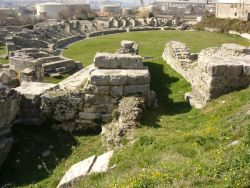 Croatia_Salona_Amfiteatar_Solin
